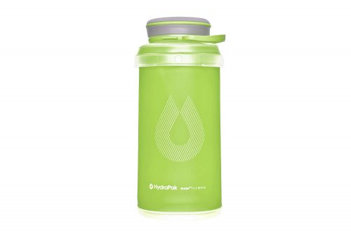 Hydrapak Stash 1L Bottle - sequoia green, one size
