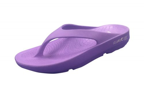 Island Surf Company Wave Sandals - Women's - purple, 11