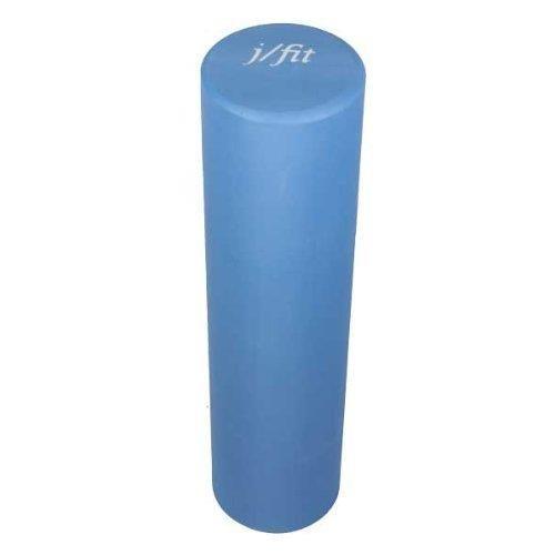 J-Fit EVA High Density Foam Roller- 24 in. Blue