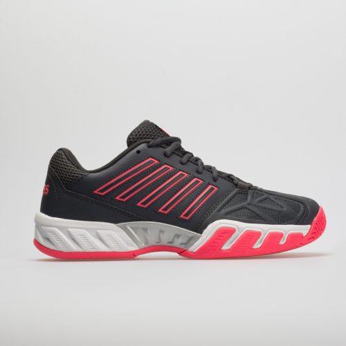 K-Swiss Bigshot Light 3: K-Swiss Women's Tennis Shoes Magnet/Neon Pink/White