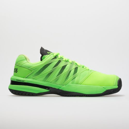 K-Swiss Ultrashot: K-Swiss Men's Tennis Shoes Neon Lime/Black