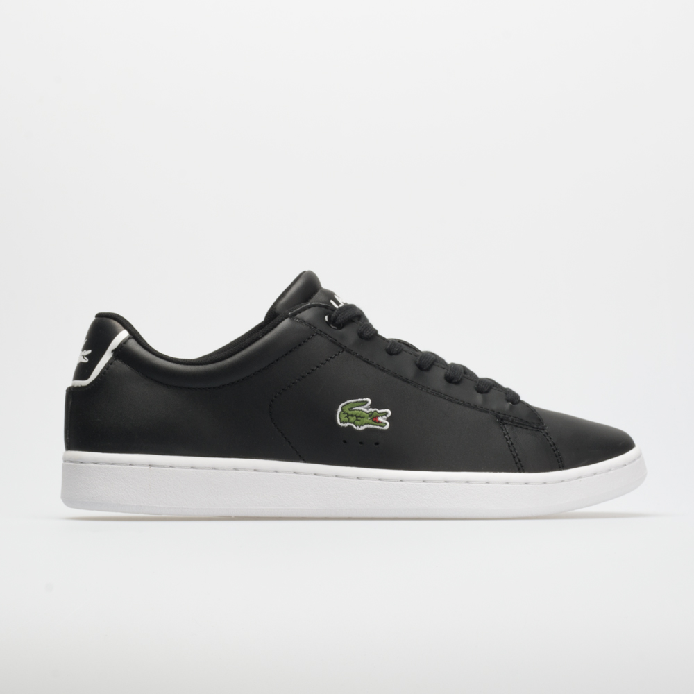 Lacoste Carnaby Evo BL: LACOSTE Men's Tennis Shoes Black