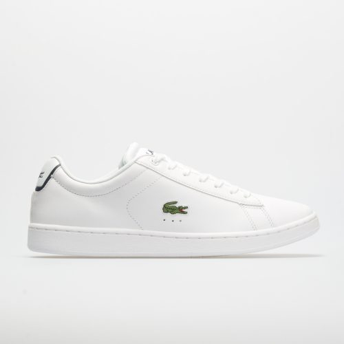 Lacoste Carnaby Evo BL: LACOSTE Men's Tennis Shoes White