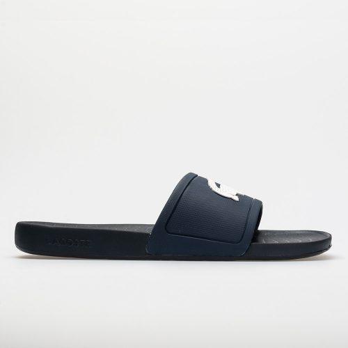 Lacoste Fraisier: LACOSTE Men's Sandals & Slides Navy/White