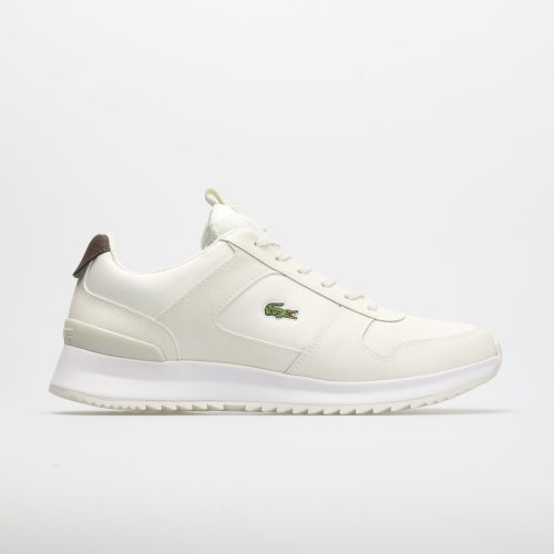 Lacoste Joggeur 2.0: LACOSTE Men's Running Shoes Off White/White
