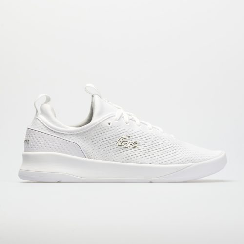 Lacoste LT Spirit 2.0: LACOSTE Men's Tennis Shoes White/Silver