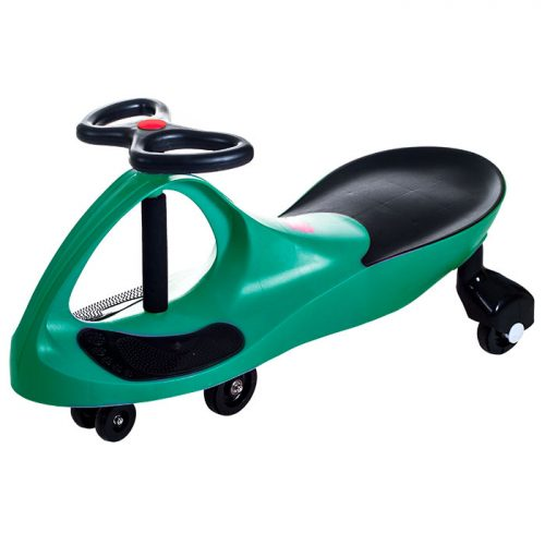 Lil Rider M370008 Ride on Toy Wiggle Car by Lil for Boys & Girls Green