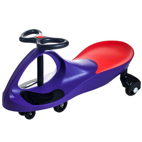 Lil Rider M370010 Ride on Toy Wiggle Car by Lil for Boys & Girls Purple
