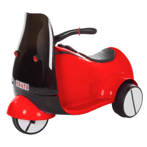 Lil Rider M410011 Ride on Toy 3 Wheel Motorcycle Euro Trike for Kids 2-5 Years Old - Red