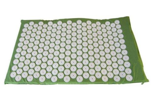 Living Healthy Products ATM-bag-08 Acupuncture Mat with Bag in Purple