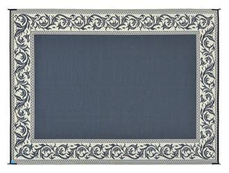 MINGS MARK RA1 Classical Mat 9x12 Black Beige