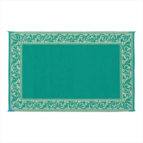 MINGS MARK RD4 Classical Mat 6x9 Green Beige