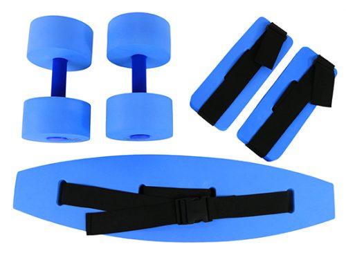 Medium Deluxe Exercise Kit Blue
