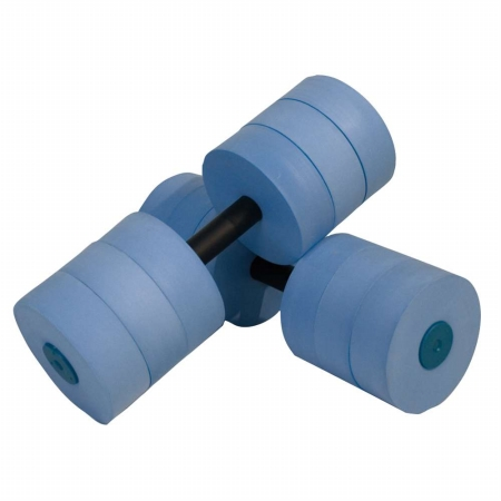 Medium Resistance Water Dumbbell - Pair