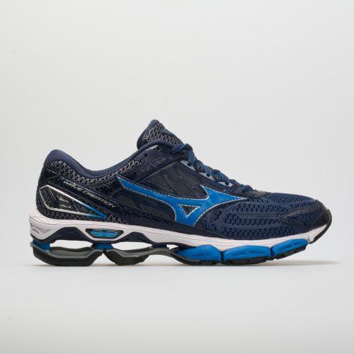 Mizuno Wave Creation 19: Mizuno Men's Running Shoes Blue Depths/Peacoat