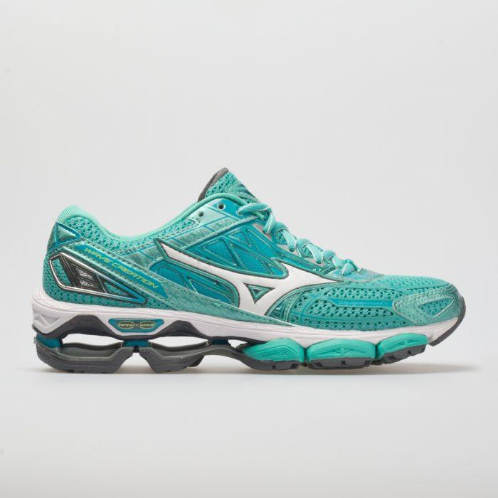 Mizuno Wave Creation 19: Mizuno Women's Running Shoes Turquoise/Peacock Blue