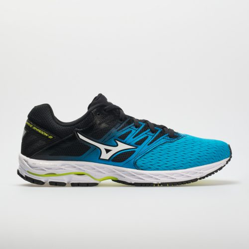 Mizuno Wave Shadow 2: Mizuno Men's Running Shoes Peacock Blue/Teaberry