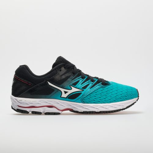 Mizuno Wave Shadow 2: Mizuno Women's Running Shoes Black/Tradewinds