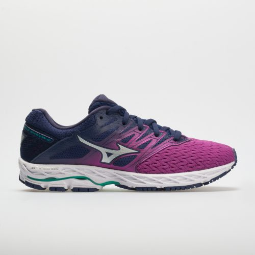 Mizuno Wave Shadow 2: Mizuno Women's Running Shoes Purple Wine/Patriot Blue