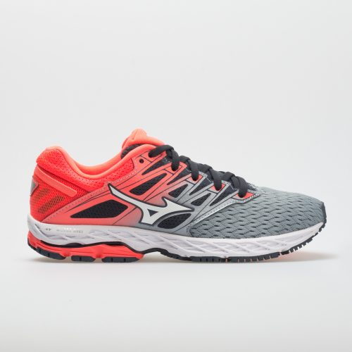 Mizuno Wave Shadow 2: Mizuno Women's Running Shoes Tradewinds/Fiery Coral