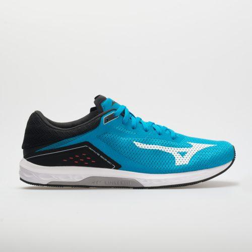 Mizuno Wave Sonic: Mizuno Men's Running Shoes Blue Jewel/Black