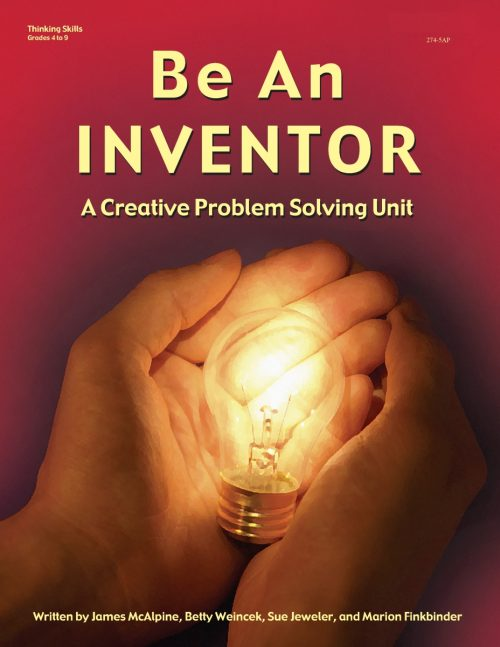 NetPub Education 24754 Be an Inventor Book