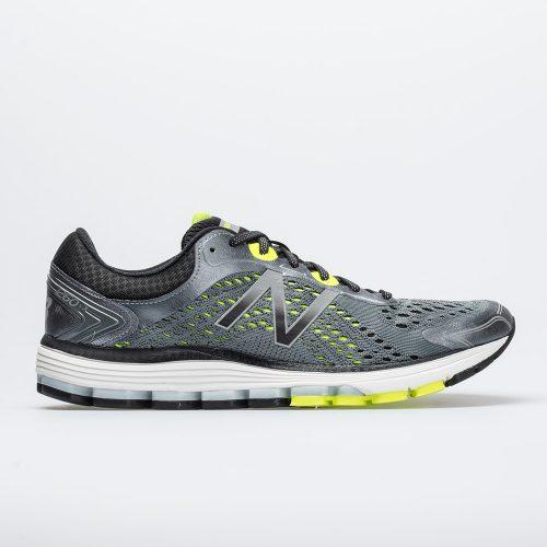 New Balance 1260v7: New Balance Men's Running Shoes Gunmetal/Black/HI-Lite