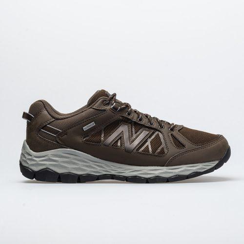 New Balance 1350v1: New Balance Men's Hiking Shoes Chocolate Brown/Team Away Gray