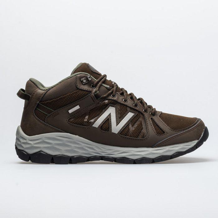 New Balance 1450v1: New Balance Men's Hiking Shoes Chocolate Brown/Team Away Gray