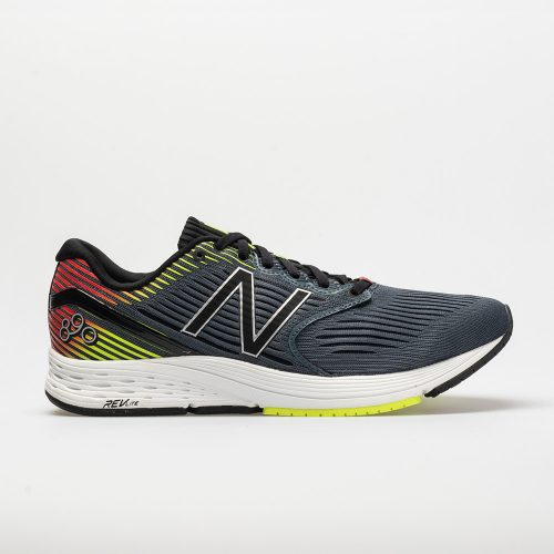 New Balance 890v6: New Balance Men's Running Shoes Thunder/Hi-Lite/Black