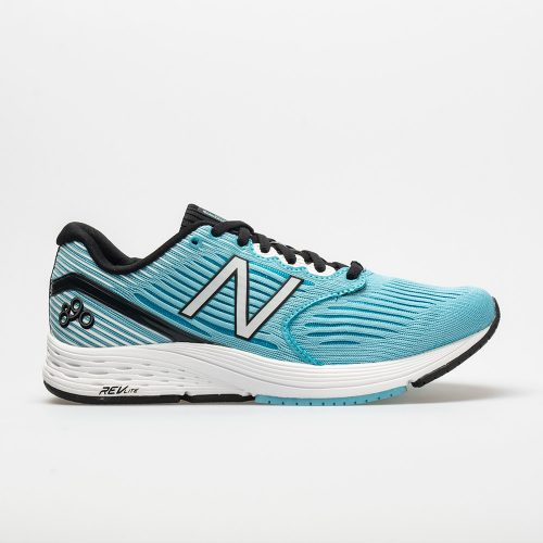 New Balance 890v6: New Balance Women's Running Shoes Polaris/Enamel Blue/Black/White