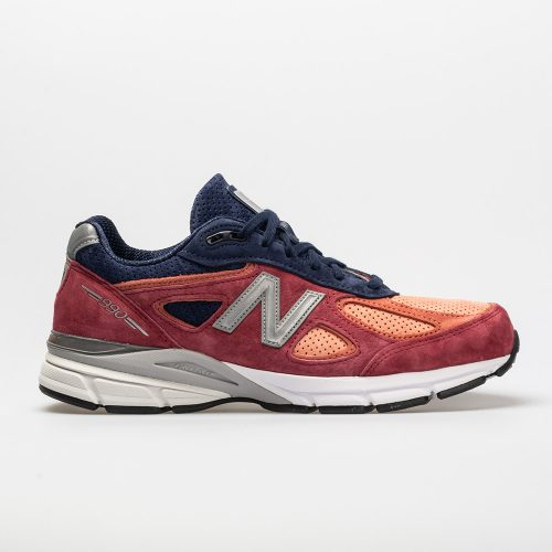 New Balance 990v4: New Balance Men's Running Shoes Copper Rose/Pigment
