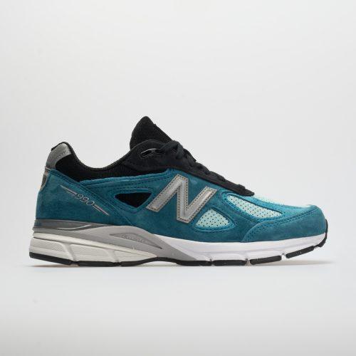 New Balance 990v4: New Balance Men's Running Shoes Moroccan Blue/Dark Cyan
