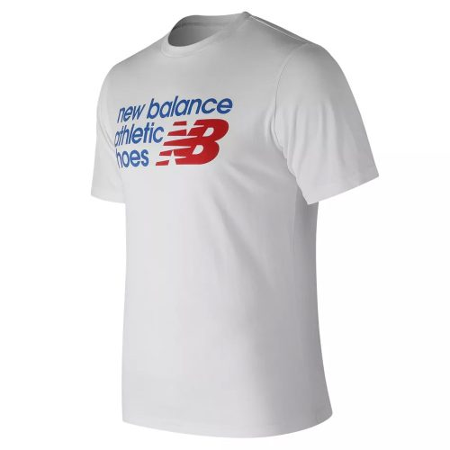 New Balance Athletics Shoe Box Tee: New Balance Men's Running Apparel