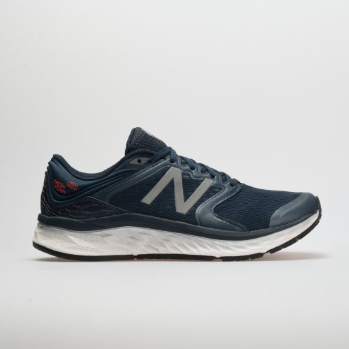 New Balance Fresh Foam 1080v8: New Balance Men's Running Shoes Galaxy/Petrol/Flame