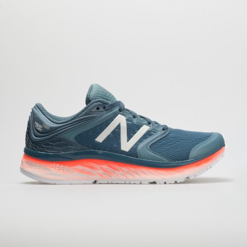 New Balance Fresh Foam 1080v8: New Balance Women's Running Shoes Light Petrol/White
