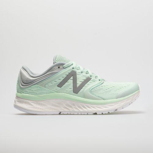 New Balance Fresh Foam 1080v8: New Balance Women's Running Shoes Seafoam/Arctic Fox