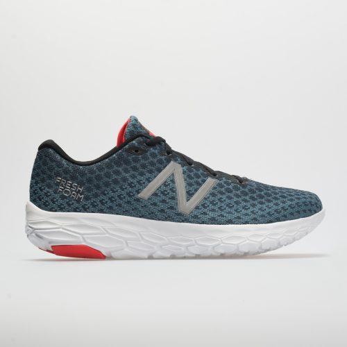 New Balance Fresh Foam Beacon: New Balance Men's Running Shoes Petrol/Flame/White