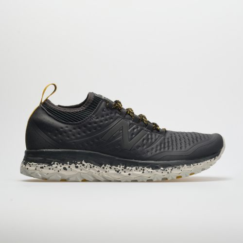 New Balance Fresh Foam Hierro v3: New Balance Men's Running Shoes Magnet/Black/Brass