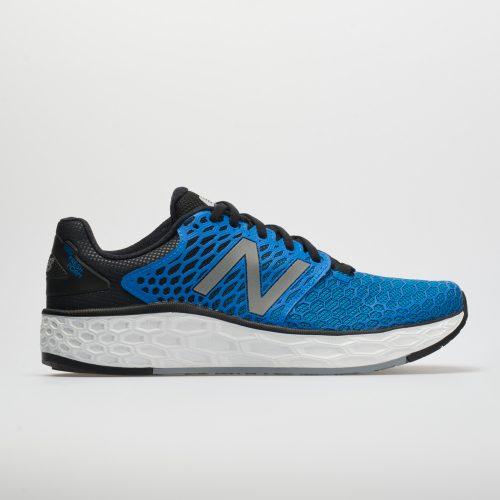 New Balance Fresh Foam Vongo v3: New Balance Men's Running Shoes Laser Blue/Black