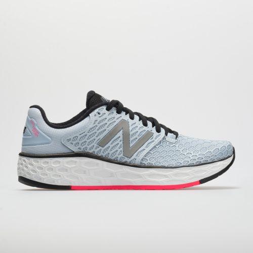 New Balance Fresh Foam Vongo v3: New Balance Women's Running Shoes Ice Blue/Black/Pink Zing