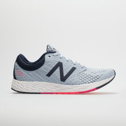 New Balance Fresh Foam Zante v4: New Balance Women's Running Shoes Ice Blue/Pigment