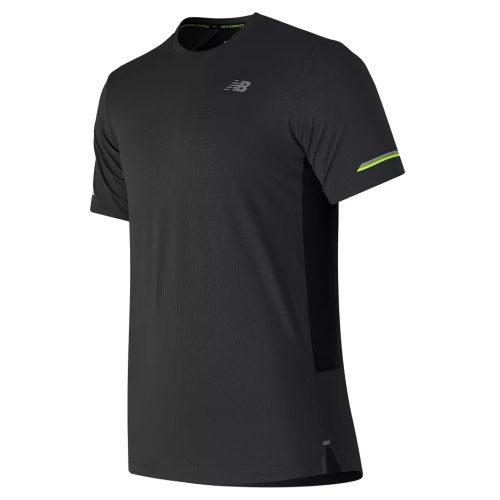 New Balance Ice 2.0 Short Sleeve Top: New Balance Men's Running Apparel
