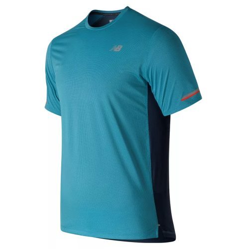 New Balance Ice 2.0 Short Sleeve Top: New Balance Men's Running Apparel
