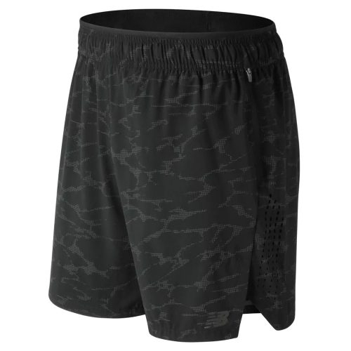 New Balance Printed Transform 2-in-1 Shorts: New Balance Men's Running Apparel