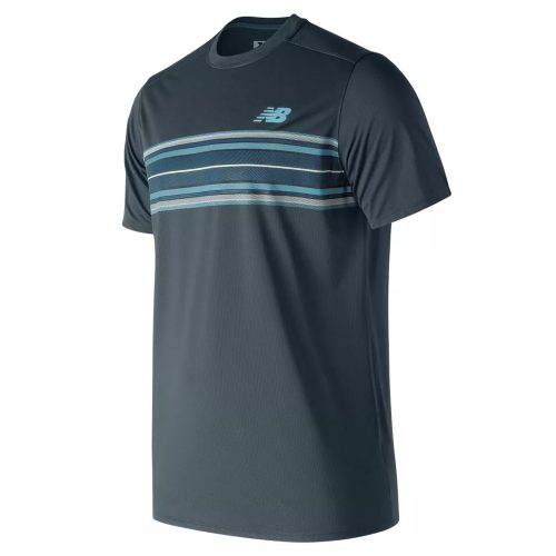 New Balance Rally Crew Fall 2018: New Balance Men's Tennis Apparel