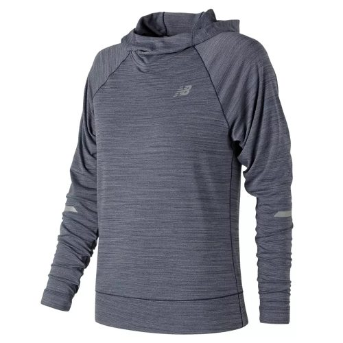 New Balance Seasonless Hoodie: New Balance Women's Running Apparel