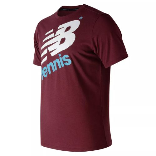 New Balance Tennis Graphic Tee Fall 2018: New Balance Men's Tennis Apparel