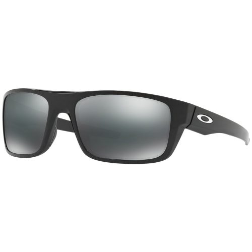 Oakley Drop Point Polished Black Sunglasses: Oakley Sunglasses