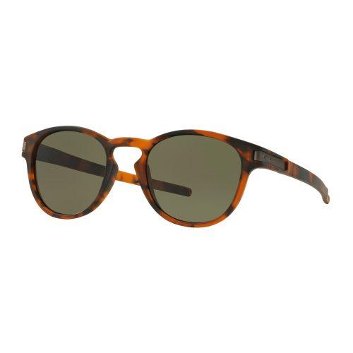 Oakley Latch Matte Brown Tortoise Sunglasses: Oakley Sunglasses